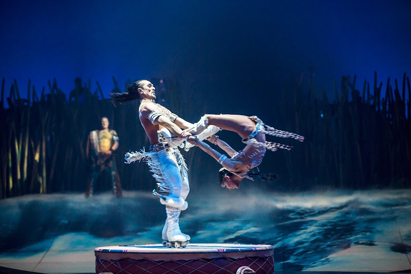 Cirque du Soleil at Sea will stage two productions on MSC Meraviglia six nights a week.