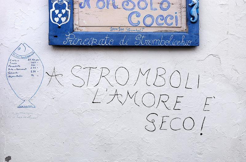 A Stromboli... di Salvatore Gulino