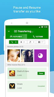 Xender - File Transfer & Share Screenshot