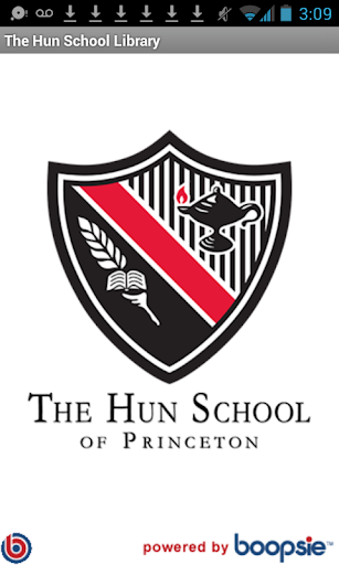The Hun School Library App