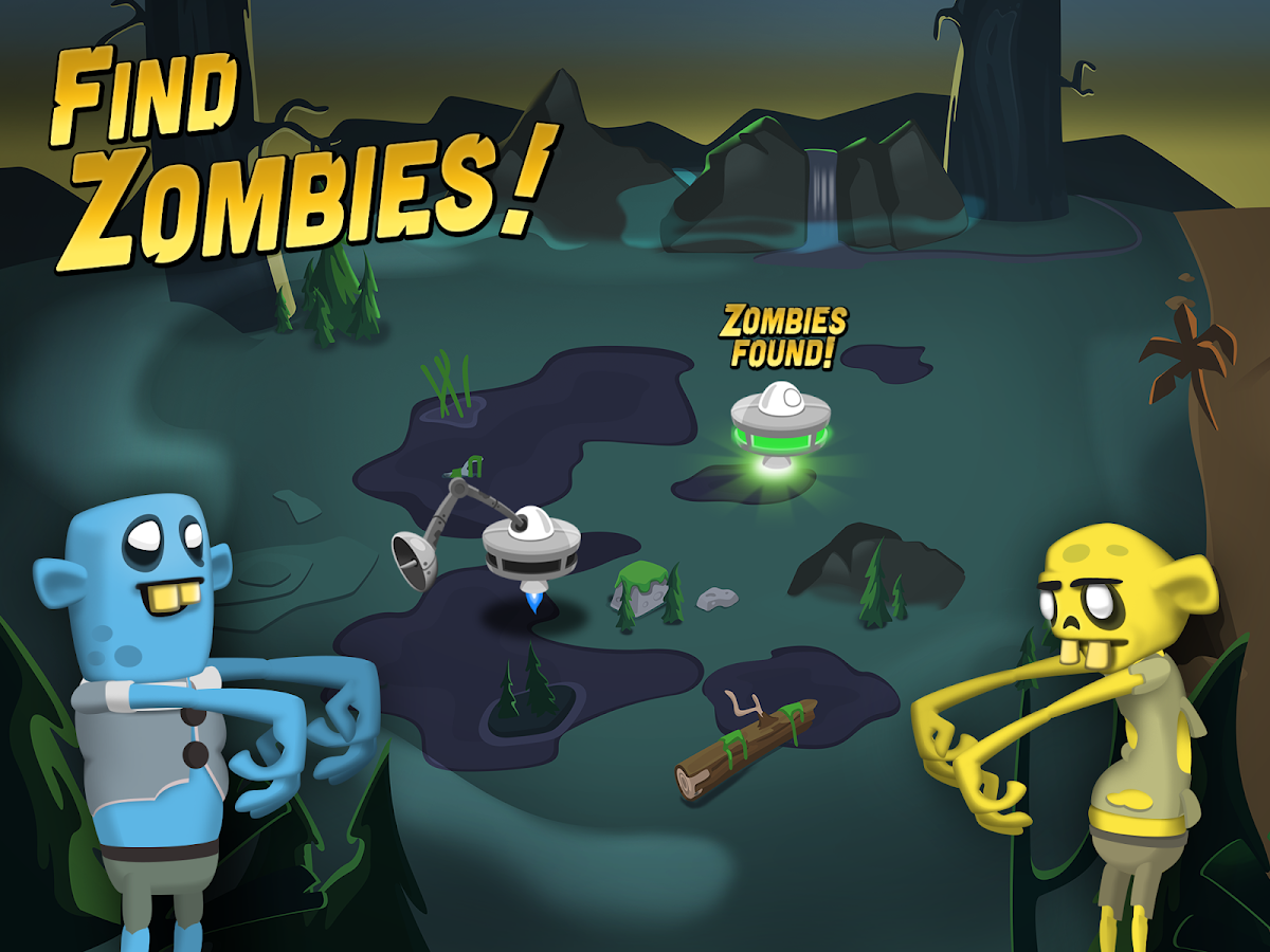 Zombie Catchers- screenshot