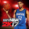 MyNBA2K17 icon