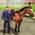 US Police Horse Criminal Chase icon