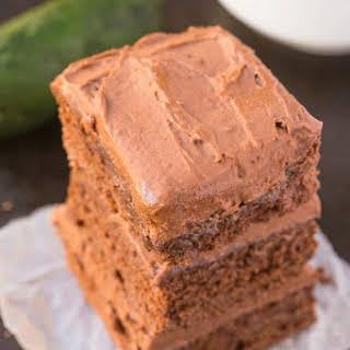 Coconut Flour Chocolate Zucchini Cake Recipes.