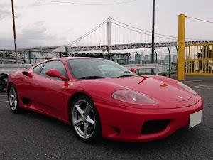 360モデナ  2000年式  3.6  6MTのカスタム事例画像 Sucderia 360さんの2021年01月17日15:05の投稿