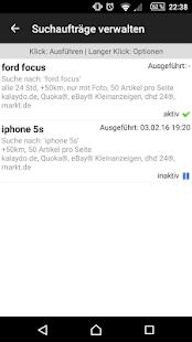 1-Klick Kleinanzeigen FREE Screenshot 3
