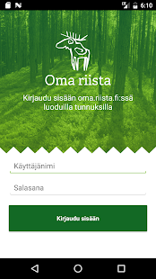 Oma riista- screenshot thumbnail