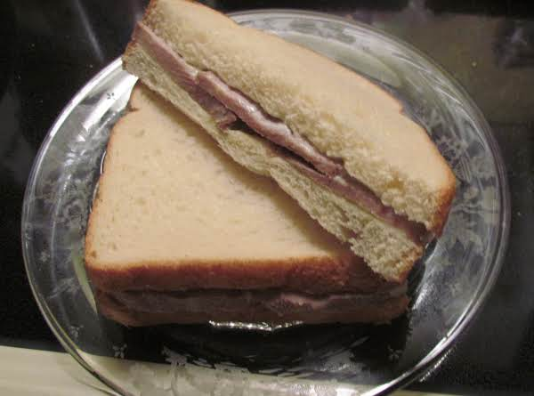 Beef Tongue Sandwich By Rose