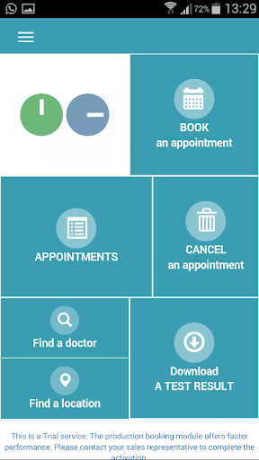 Tuotempo-services for patients