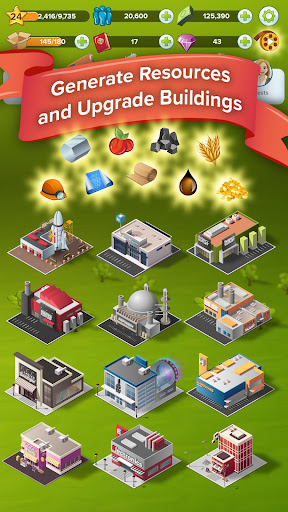 Business Magnate: Craft, Build, Expand in Idle Tap - screenshot