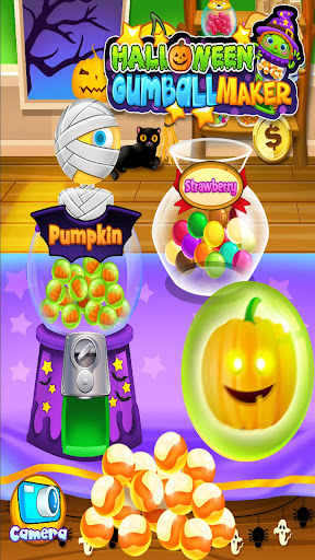 Halloween Bubble Gum Kids FREE