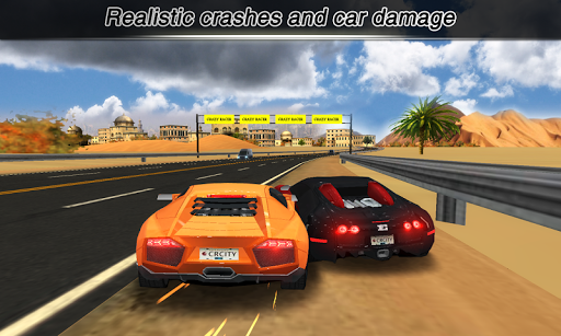 City Racing 3D  captures d'u00e9cran 2