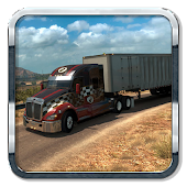 Heavy Cargo Transport Truck Delivery Simulator 3D