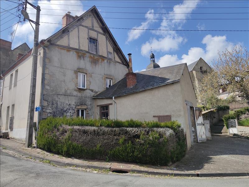 Vente maison 5 pièces 90 m² à Aigurande (36140), 39 550 €