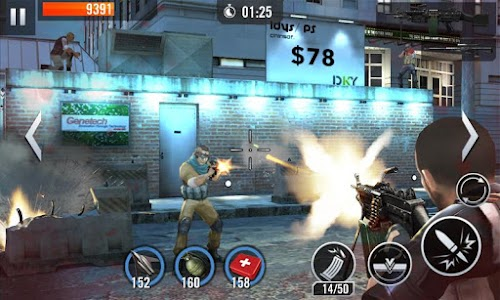 Elite Killer: SWAT v1.1.0 (Mod Money/Ad-Free)