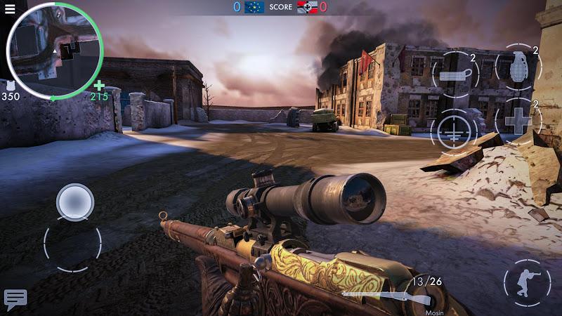 World War Heroes: WW2 Shooter Screenshot 4