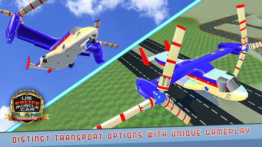 US Police Muscle Car Cargo Plane Flight Simulator 2.0.3 {cheat|hack|gameplay|apk mod|resources generator} 4