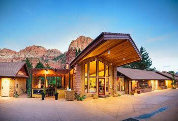 Cliffrose Lodge & Gardens and Zion National Park