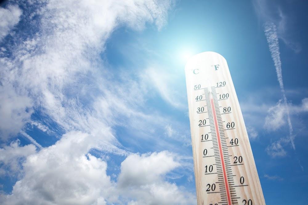 Gemiddelde temperatuur sal binne die volgende vyf jaar ongeveer 1.3 ° C styg