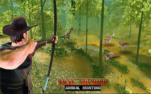 Real Archer - Animal Hunting - Horse safari 1 de.gamequotes.net 1