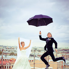 Wedding photographer Roman Andreev (wedeffect). Photo of 28.03.2016