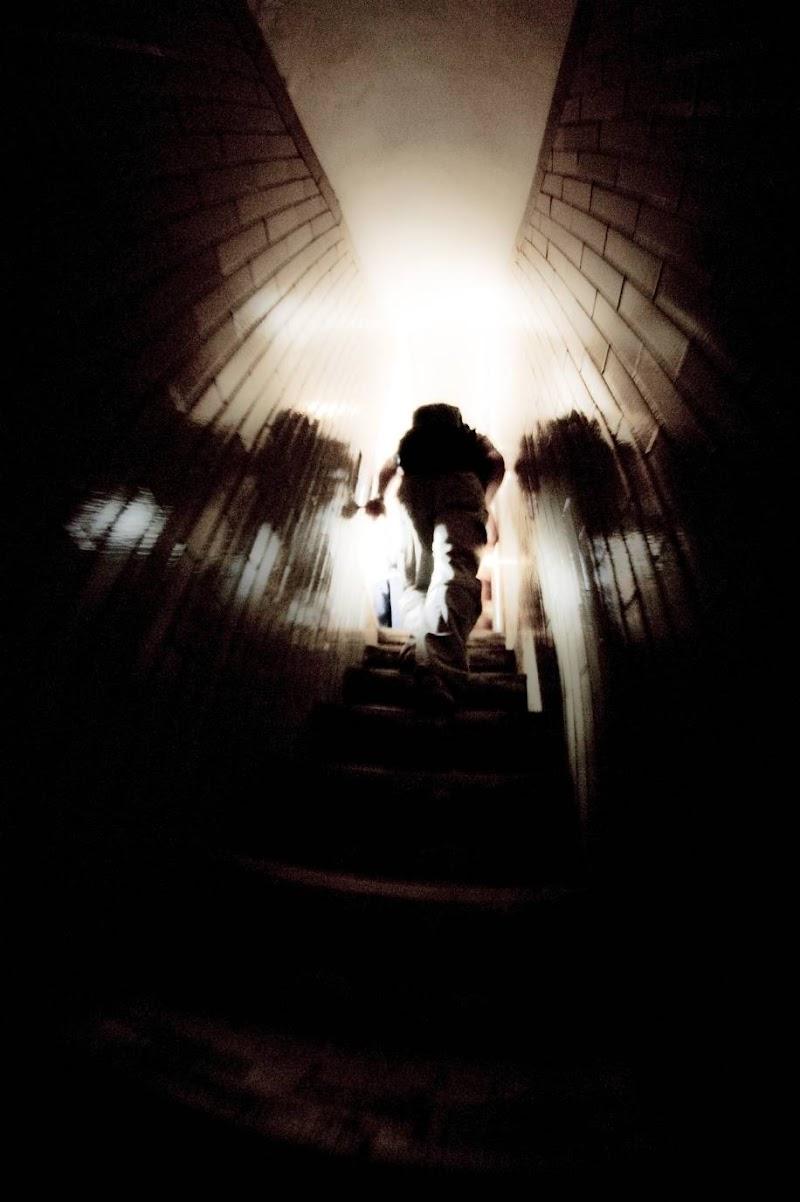 la luce fuori dal tunnel di utente cancellato