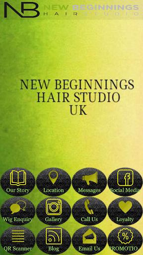 NEW BEGINNINGS HAIR STUDIO