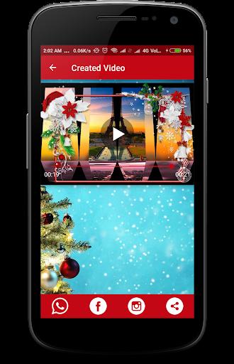 2.0 HD Movie creator - Christmas Movie 1.1.3 screenshots 6