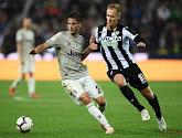 Het blijft wachten op het debuut van Lukasz Teodorczyk bij Sporting Charleroi