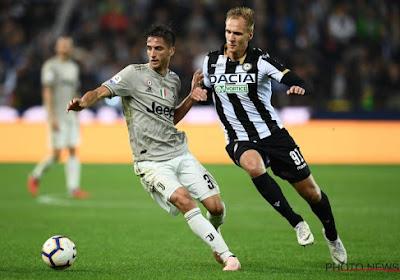 Teodorczyk op weg naar de uitgang bij Udinese, Turkse interesse in ex-spits van Anderlecht