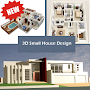 3D Small House Design APK icon