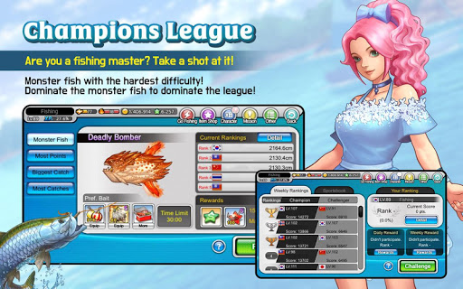 Fishing Superstars android2mod screenshots 4