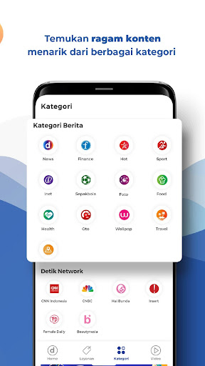 detikcom - Berita Terbaru & Terlengkap screenshot 3