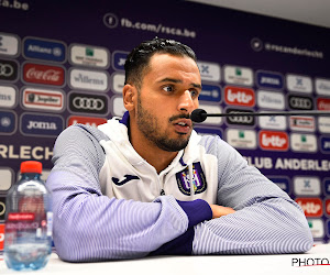 """Chadli legt zelf uit waarom hij voor Anderlecht koos: """"Ik wil mezelf iets bewijzen"""" en """"Ik wou voor een topclub spelen"""""""