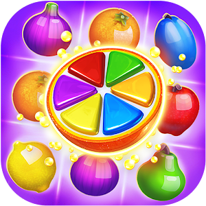 Fruit Land match 3 for VK MOD APK 1.114.0 (70 Plus Moves/Unlimited Golden Apples)