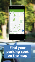 screenshot of Parkster - Parking app