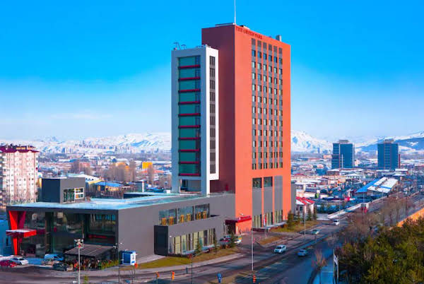 The Green Park Hotel Sivas