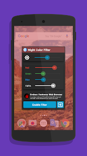 Night Filter: Bluelight Filter- screenshot thumbnail