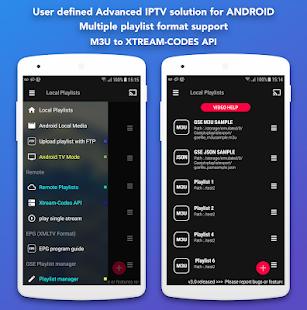 App GSE SMART IPTV APK for Windows Phone