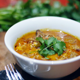 Malaysian Goat Curry