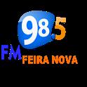RADIO FM FEIRA NOVA icon