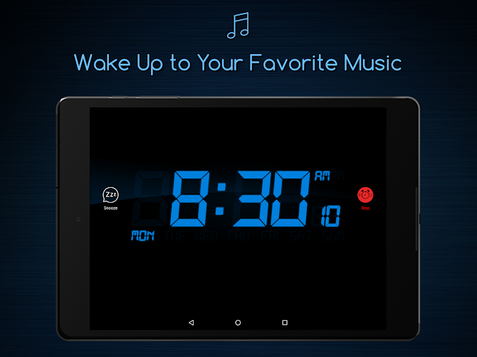 Alarm Clock for Me free Android 9