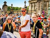 Axel Merckx blij dat de tumor bij dochter Athina aan het krimpen is