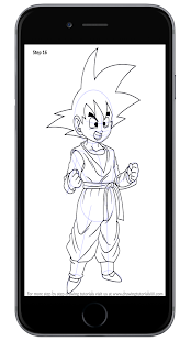How To Draw Dragon Ball New - náhled