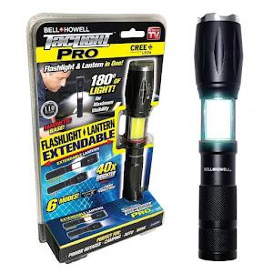 Lanterna 4 in 1 - Tac Light Elite, 450 lumeni