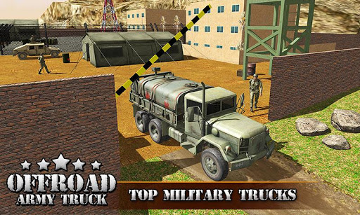 US OffRoad Army Truck driver 2020 screenshots 1