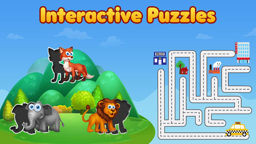 Zoolingo - Preschool Learning Games For Toddler apkmr screenshots 5