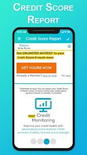 Credit Score Report Check: Loan Credit Score 2