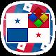 Panama Flag Theme for XPERIA for PC-Windows 7,8,10 and Mac
