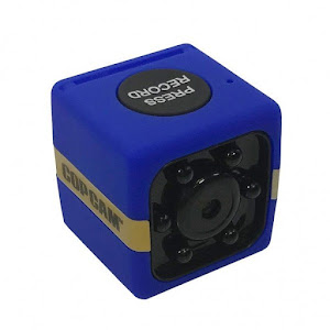 Mini camera video Cop Cam, HD 1.3 mpx, 1280x720p
